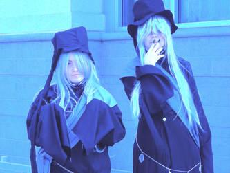 Undertakers by SasukeDoppelganger