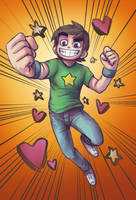 Scott Pilgrim!!! by Artsenseiofdreams