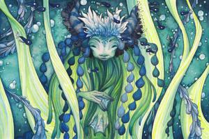Sweet Little Echo-Tiffany England by tiffany-illustration