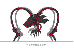Harvester by The-Red-Right-Hand