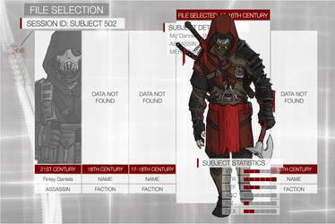 ACD 2: Bronn Mc'danniels 'ragnarok' by The-Red-Right-Hand