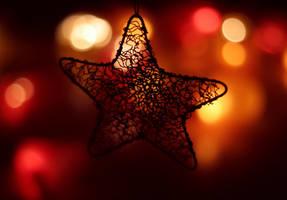Christmas Star by Tissoz