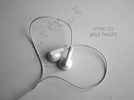 listen to your heart by Tissoz