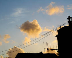 The heaven isn't so far. by Tissoz