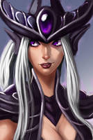 Syndra by Raichiyo33