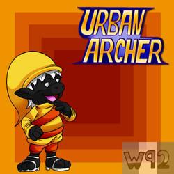 Urban Archer: Nirvin the Vitora 2018 Remake by Waver92