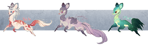Fairytails by cheepers