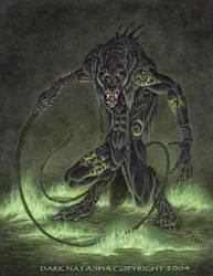 Black Spiral Dancer by darknatasha