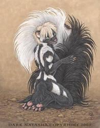 Black and White by darknatasha