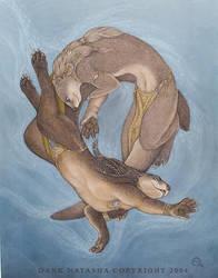 River Spirits by darknatasha