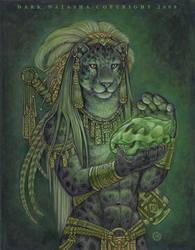 Balam Ku by darknatasha