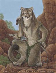 Cougar Canyon by darknatasha