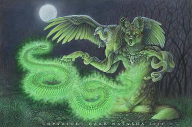Voodoomagic by darknatasha