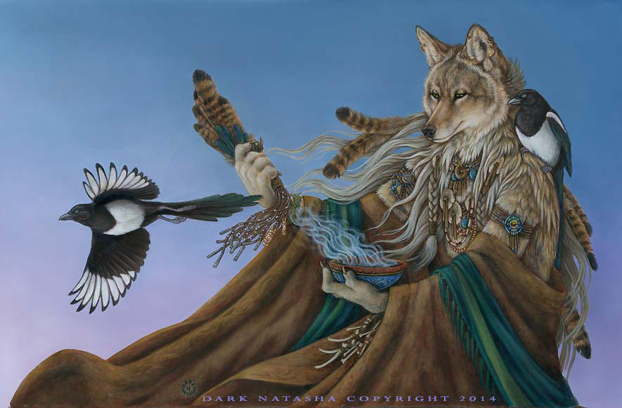 Sacred Ways by darknatasha
