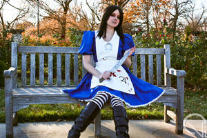 Come now Alice... by ChromaCosplay