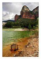 Pantano de Sau by rocarias