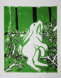 Rabbit 2 by Kerokacola
