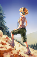 Karin by Morthiasik