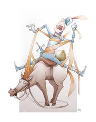 Horsehair Weave by Damadgon