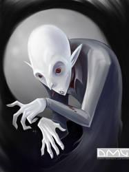 Nosferatu by Damadgon