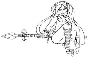 The Silent Warrior by Nailkita