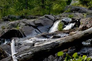 Wilsons Falls - Small Falls by Nailkita