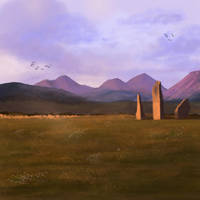 The Forgotten Stones by So-watt