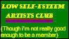 Low Self-Esteem Club by Horsesnhurricanes