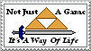 Zelda stamp -revised- by Horsesnhurricanes