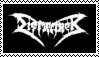 Dismember: Stamp by Horsesnhurricanes