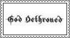 God Dethroned by Horsesnhurricanes