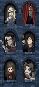 Sweeney Todd by sockie