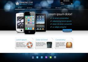 Diamond Star Marketing by bojok-mlsjr