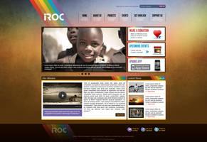 Africa Social Justice Site v2 by bojok-mlsjr