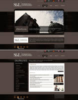 Law Firm Site Design by bojok-mlsjr