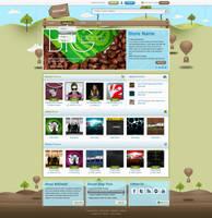Wikimall Social Net Shopping by bojok-mlsjr