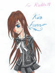 GIFT: Kira Foraso by DireRedemption