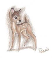 Bambi by AlexTatjana
