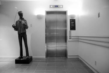 Elevator music by BenoitAubry