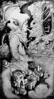 Astral Mirror by radioactivepoo