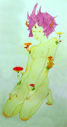 Gaia by radioactivepoo