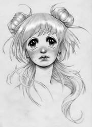 Sad Eyes by radioactivepoo