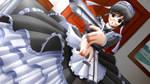 Gunslinger maid by ilolamai
