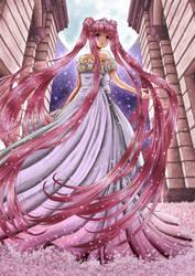 Commission : Princess Sakara Serenity by ilolamai