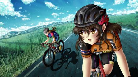Ride the wind by ilolamai