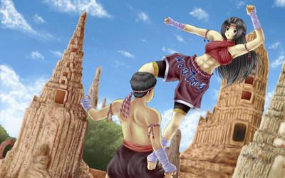 Commission : Suchin Rama by ilolamai