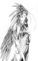 Arch Angel by GreenGosselin