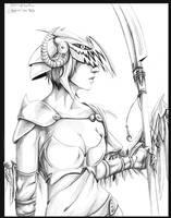 Seraphim by GreenGosselin