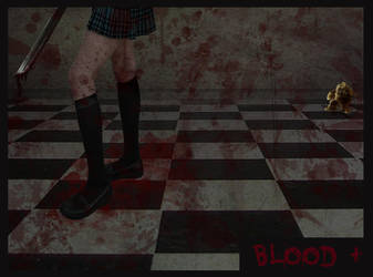 Blood + by Sheley2
