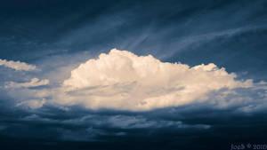 Cloud contrast by JoeGP